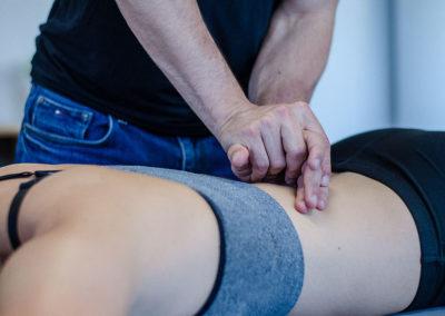 Thérapie manuelle du patient lombalgique