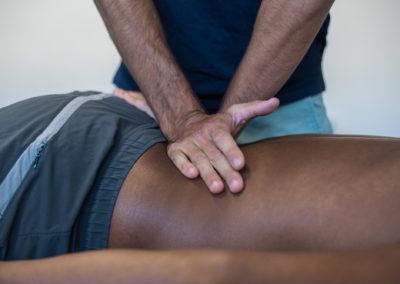 Techniques musculaires appliquées au rachis