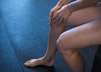 Evaluation et traitement des douleurs fémoro-patellaires